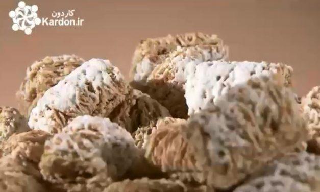 خرد کردن غلات و حبوبات گندمShredded Wheat Cereal
