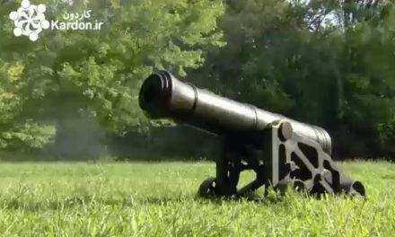 توپ جنگی Cannons